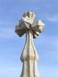 διαγώνιο gaudi της Βαρκελώνη&sigm Στοκ εικόνα με δικαίωμα ελεύθερης χρήσης