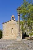 διαγώνιο santa poblet μοναστηριών de Μαρία Στοκ φωτογραφία με δικαίωμα ελεύθερης χρήσης
