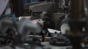 Διαδικασία παραγωγής του φλυτζανιού εγγράφου για τον καφέ για να πάει Μέρη περιστρεφόμενων μηχανών φιλμ μικρού μήκους