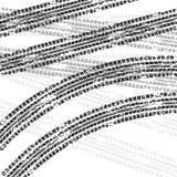 διαδρομές ροδών ανασκόπη&sigma Στοκ Φωτογραφία
