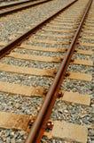 διαδρομές σιδηροδρόμου Στοκ φωτογραφίες με δικαίωμα ελεύθερης χρήσης