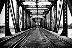 διαδρομές trian Στοκ εικόνες με δικαίωμα ελεύθερης χρήσης