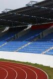διαδρομή καθισμάτων στε&gamma Στοκ εικόνες με δικαίωμα ελεύθερης χρήσης
