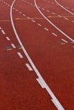 διαδρομή παρόδων αθλητισ&m Στοκ Εικόνα