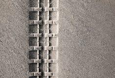 διαδρομή ροδών Στοκ Εικόνα