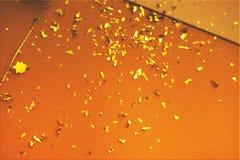 διαθέσιμος χαιρετισμός αρχείων Πάσχας eps καρτών Κάρτα Πάσχας με το χρυσό κομφετί στην επιφάνεια r r απεικόνιση αποθεμάτων