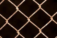 διαθέσιμο άνευ ραφής διανυσματικό άσπρο καλώδιο φραγών ανασκόπησης Στοκ εικόνες με δικαίωμα ελεύθερης χρήσης