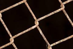 διαθέσιμο άνευ ραφής διανυσματικό άσπρο καλώδιο φραγών ανασκόπησης Στοκ Εικόνες