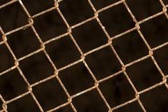 διαθέσιμο άνευ ραφής διανυσματικό άσπρο καλώδιο φραγών ανασκόπησης Στοκ εικόνα με δικαίωμα ελεύθερης χρήσης