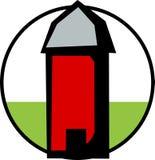 διαθέσιμο διάνυσμα αγροτικών αρχείων σιταποθηκών Στοκ εικόνες με δικαίωμα ελεύθερης χρήσης