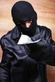 Διακινητής ναρκωτικών Στοκ εικόνες με δικαίωμα ελεύθερης χρήσης