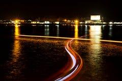 Διακινούμενες ψυχές της νύχτας Στοκ φωτογραφίες με δικαίωμα ελεύθερης χρήσης
