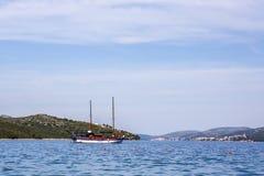 Διακοπές από το νερό Στοκ φωτογραφία με δικαίωμα ελεύθερης χρήσης