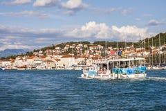 Διακοπές από το νερό Στοκ εικόνες με δικαίωμα ελεύθερης χρήσης