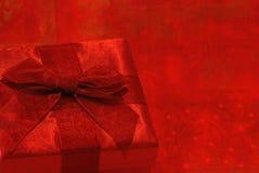 διακοπές δώρων Στοκ φωτογραφία με δικαίωμα ελεύθερης χρήσης