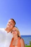 διακοπές ζευγών Στοκ φωτογραφίες με δικαίωμα ελεύθερης χρήσης
