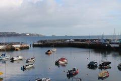 Διακοπές και λιμάνι Paignton στοκ φωτογραφία με δικαίωμα ελεύθερης χρήσης