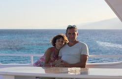 Διακοπές με τον μπαμπά Στοκ Φωτογραφίες