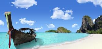 Διακοπές ονείρου της Ταϊλάνδης σε μια εξωτική θέση Στοκ φωτογραφίες με δικαίωμα ελεύθερης χρήσης