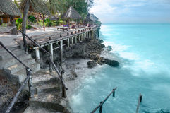 Διακοπές σε Zanzibar Στοκ φωτογραφίες με δικαίωμα ελεύθερης χρήσης