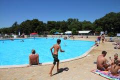 Διακοπές στην Κροατία Στοκ φωτογραφία με δικαίωμα ελεύθερης χρήσης
