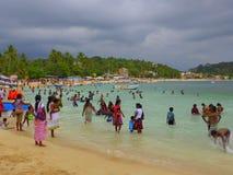 Διακοπές στην παραλία Στοκ εικόνες με δικαίωμα ελεύθερης χρήσης