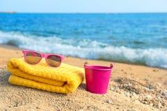 Διακοπές στην παραλία Στοκ φωτογραφίες με δικαίωμα ελεύθερης χρήσης