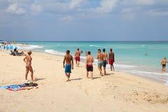 Διακοπές της Κούβας Στοκ φωτογραφίες με δικαίωμα ελεύθερης χρήσης
