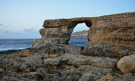 Διακοπές της Μάλτας Gozo Στοκ Φωτογραφίες