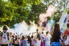 Διακοπές των χρωμάτων της Holly στοκ φωτογραφία με δικαίωμα ελεύθερης χρήσης