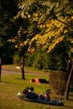 διακοπές φθινοπώρου Στοκ Εικόνα