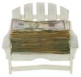 διακοπές χρημάτων Στοκ εικόνες με δικαίωμα ελεύθερης χρήσης