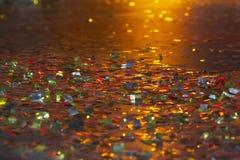 διακοπές χρωμάτων Στοκ φωτογραφία με δικαίωμα ελεύθερης χρήσης