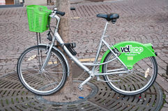 Διακοπές Citybike Στοκ εικόνα με δικαίωμα ελεύθερης χρήσης