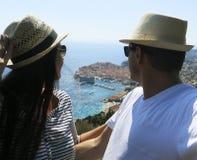 Διακοπές Dubrovnik Στοκ φωτογραφίες με δικαίωμα ελεύθερης χρήσης
