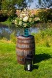 Διακοσμήσεις γαμήλιων λουλουδιών στοκ φωτογραφία με δικαίωμα ελεύθερης χρήσης