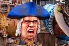 Διακοσμήσεις επιπλεόντων σωμάτων του Ρίο καρναβάλι Στοκ φωτογραφίες με δικαίωμα ελεύθερης χρήσης