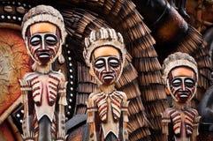 Διακοσμήσεις επιπλεόντων σωμάτων του Ρίο καρναβάλι Στοκ Φωτογραφίες