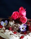 Διακοσμήσεις κέικ Στοκ Φωτογραφία