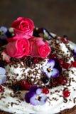 Διακοσμήσεις κέικ Στοκ Εικόνα