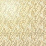 Διακοσμήσεις και λιοντάρια τοίχων ελιών Στοκ Φωτογραφία