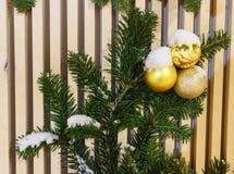 Διακοσμήσεις και φωτισμοί Χριστουγέννων στοκ φωτογραφίες με δικαίωμα ελεύθερης χρήσης