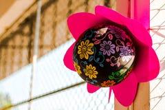 Διακοσμήσεις κόμματος μπαλονιών Στοκ εικόνες με δικαίωμα ελεύθερης χρήσης