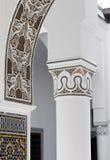 διακοσμήσεις Μαροκινός Στοκ Φωτογραφία