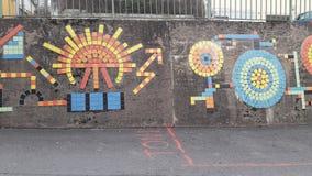 Διακοσμήσεις οδών Στοκ φωτογραφίες με δικαίωμα ελεύθερης χρήσης