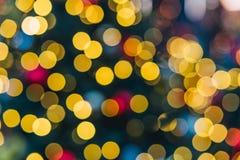 Διακοσμήσεις Χριστουγέννων στη Μόσχα Στοκ Εικόνα