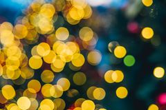 Διακοσμήσεις Χριστουγέννων στη Μόσχα Στοκ φωτογραφίες με δικαίωμα ελεύθερης χρήσης