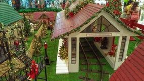 Διακοσμήσεις Χριστουγέννων, όπως το κουδούνι Χριστουγέννων Στοκ Εικόνα