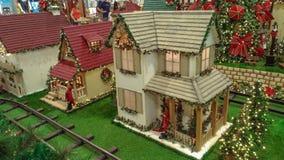 Διακοσμήσεις Χριστουγέννων, όπως το κουδούνι Χριστουγέννων Στοκ φωτογραφίες με δικαίωμα ελεύθερης χρήσης