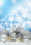Διακοσμήσεις Χριστουγέννων Στοκ Φωτογραφία